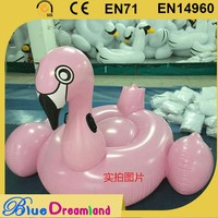 Special inflatable flamingo/swan model for sale