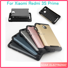 [Soar]New Coming 2 In 1 TPU PC Hard Case For Xiaomi Redmi 3S Prime, Shockproof Mobile Phone Cover For Xiaomi Redmi 3S Prime