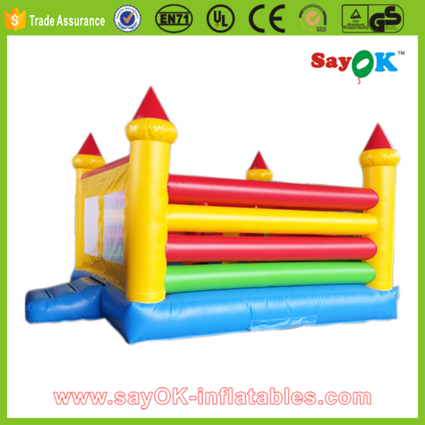 2015 indoor life size toy china jump castle tent for sale