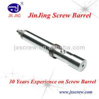 Screw Barrel for Plastic Injection Mold Machine