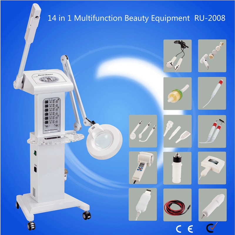 beauty salon equipment in dubai 14 in 1 multifunction beauty equipment Cynthia RU2008