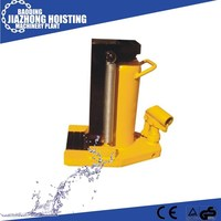 Hydraulic Toe Jack Small Lifting Jacks