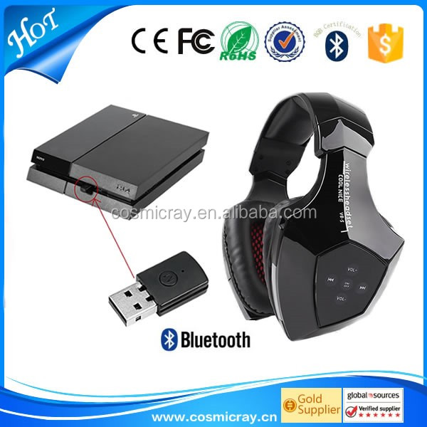 new product to sell wireless bluetooth compatible headset for ps4 buy compatible headset for. Black Bedroom Furniture Sets. Home Design Ideas
