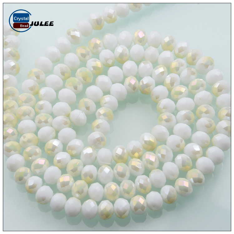 C81-<strong>C100</strong> China beads <strong>factory</strong> high quality wholesale crystal beads 6mm rondelle beads