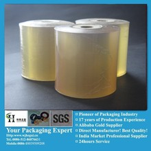 plastic wrap shrink protective film packaging provide by manufacturer