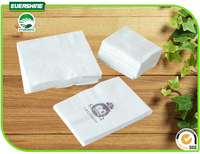 evershine brand airlaid folded napkin for kitchen tools or stationery