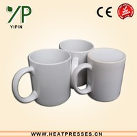 11oz Top Grade white blank sublimation mug with orca coating