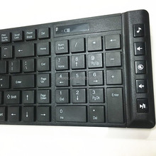 2017 Office used Wireless mouse keyboard wireless 2.4G mouse combo