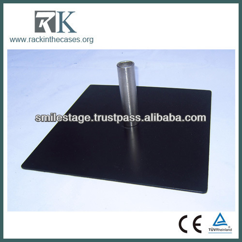High Quality adjustable base plate Aluminum Base Plate