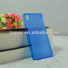 2014 New Coming Products Blue Pudding cell Phone Case for Sony Xperia Z2 Back cover on market