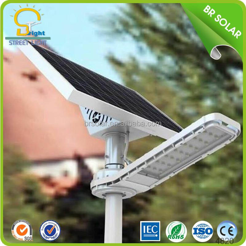 solar led street light all in one outdoor up down