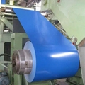 China blue color Prepainted GI steel coil /color coated steel sheet