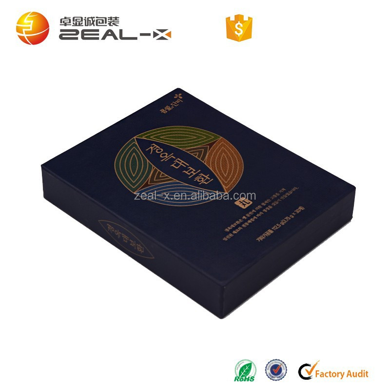 Tailor-made for USA ribbon pull special environment-friendly paper material printing pull out box for chocolate