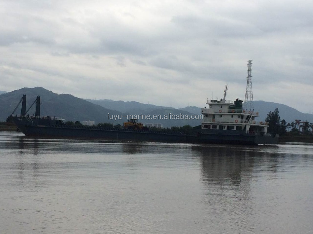 2800 DWT LCT Type Self-propelled Barge
