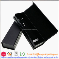 Luxury pen box for gift packaging with insert tray