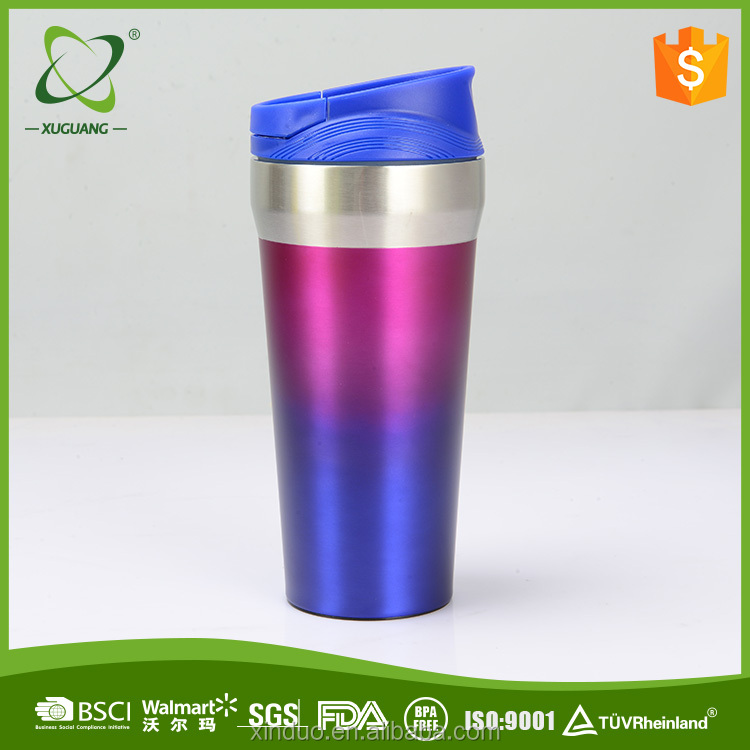 Best Quality 100% BPA Free Double Wall Mighty Mug