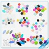 Wholesale new age products 15mm silicone beads