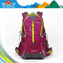Potential Wholesale free samples camping backpack custom