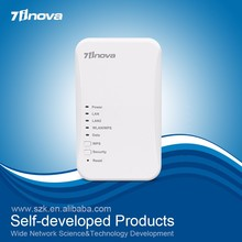 7 inova Homeplug 500Mbps Powerline Wireless Adapter /ethernet powerline adapter