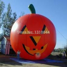 Giant halloween decoration inflatable pumpkin for promotional