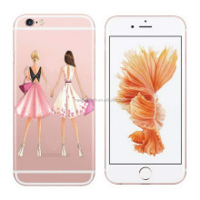 Best price of for iphone5 accessory Fashion Girl Designs Phone Case