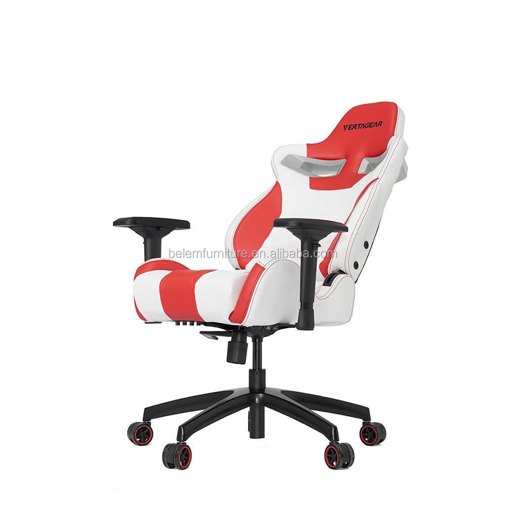 Modern gaming chair/racing style gaming chair comfortable computer gaming chair