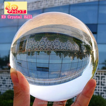 Hot Sale Home Decoration Transparent K9 100mm Crystal Ball