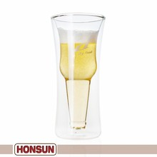 Purely handcrafted customized beer glass cup manufacturer