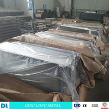 high quality metro roofing tile Galvanized Corrugated Steel Sheet