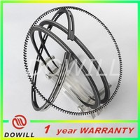 T3500 100mm alloy cast iron piston ring