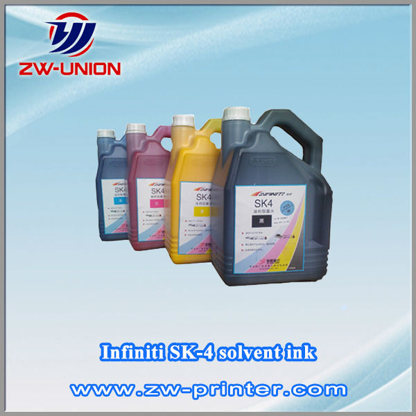 High quality, infinity SK4 solvent ink