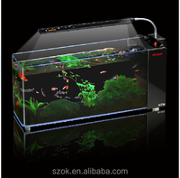 China supplier big discount clear acrylic fish tank