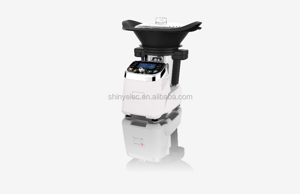 1500W Robot Multifonction Grand Chef thermo mixer, thermo robot cooking machine