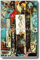abstract paintings,famous artist abstract oil paintings with high quality at good price