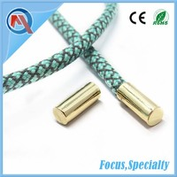 Metal Drawstring Cord End For Garment Accessories