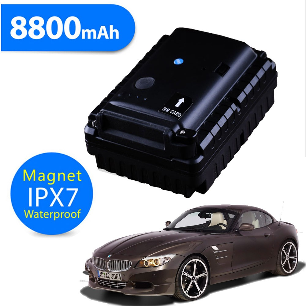 5V 1A outpout as power bank movie tracker website vehicle gps tracker with good quality