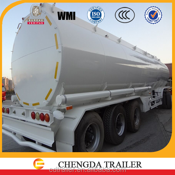 factory direct sale fuel tanker truck trailer made in China
