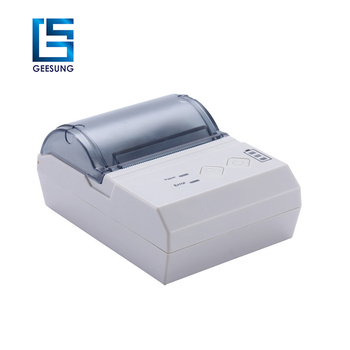 Android IOS System Portable Printer Wireless WIFI Mobile Printer