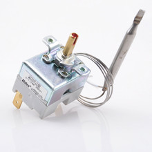 Adjustable Unilpolar Catering equipment Thermostat