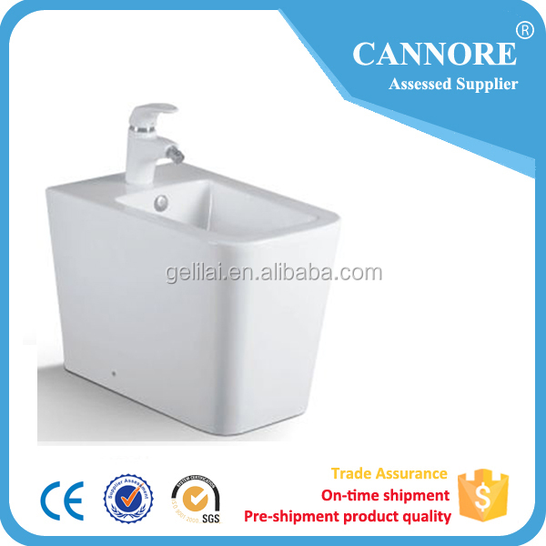 Chinese bathroom toilet bidet wc woman use sanitary ware