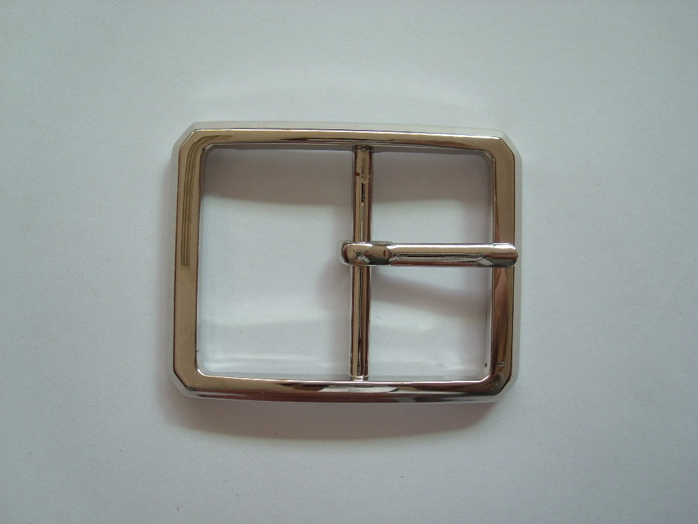 Fast selling shiny gold/silver metal pin buckles for shoes/shoes accessories