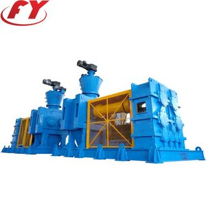 1-15t/h/unit Output Coal Charcoal Square Briquette Making Machine Price