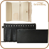 high end design fringe wristlet wallet women leather wallet custom clutch wallet