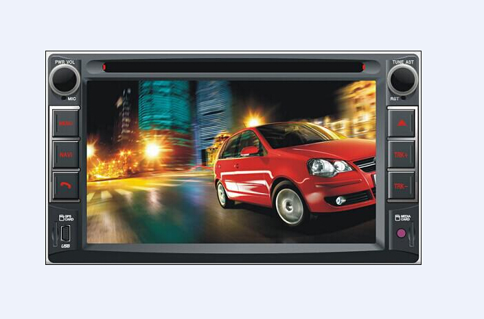 2 din universal Android 4.1.1Car DVD player with Wifi or GPS
