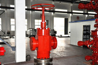 high pressure ball screw Gate Valve