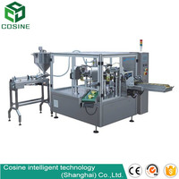 Pre-made tea bag packing machine/stand up pouch filling sealing machine
