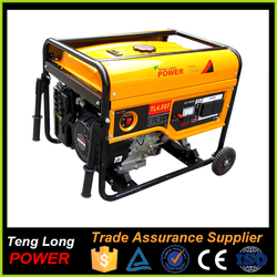 China TENGLONG POWER 2.5KW Gasoline Generator With Economical Price