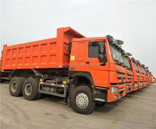 hot selling 6X4 Chenglong dump truck for Ethiopia
