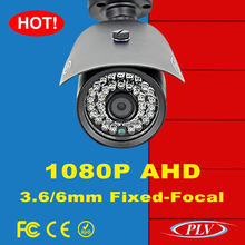 plv wholesale 2.0 megapixels ahd cctv camera indoor and outdoor use smart motion detection