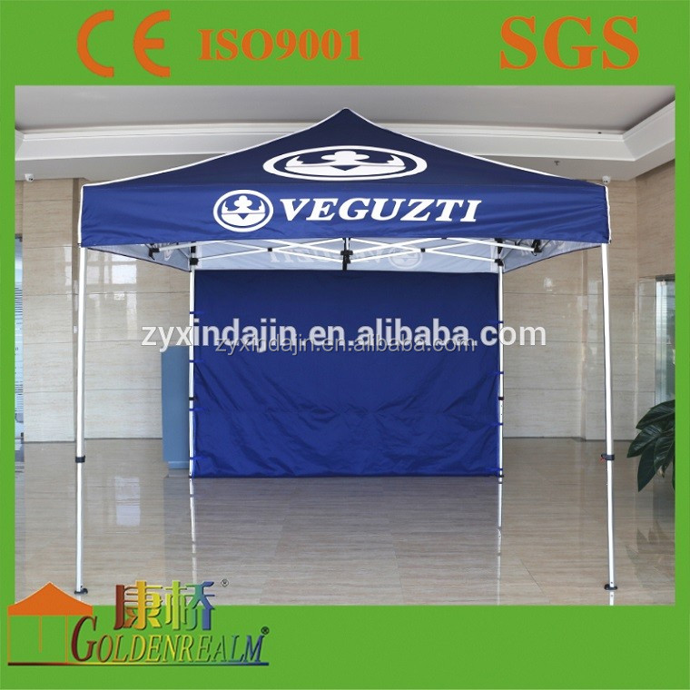10x10 Canopy Tent/Trade Show Canopy/Exhibition Tent promotional folding tent 3x3
